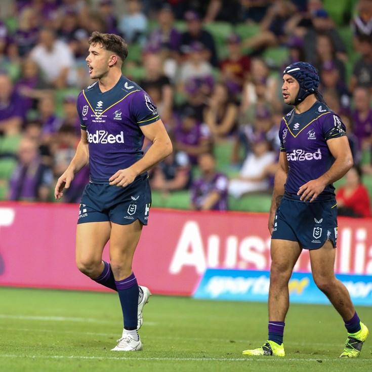 Storm rookie Loiero extends contract