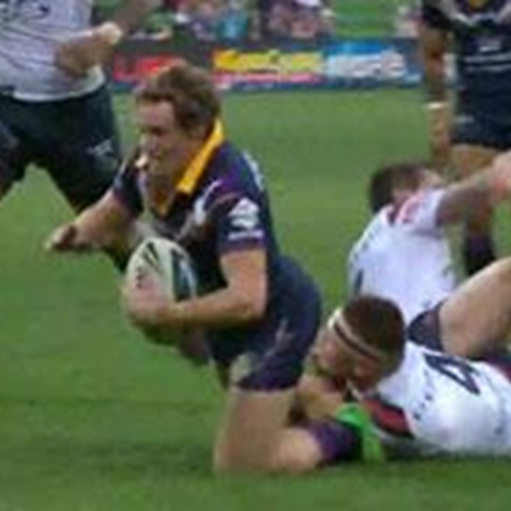 Storm Tries v Roosters