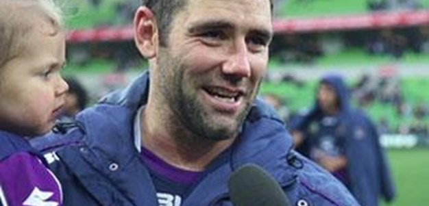 Rd. 15 - Post Match Interview - Cameron Smith