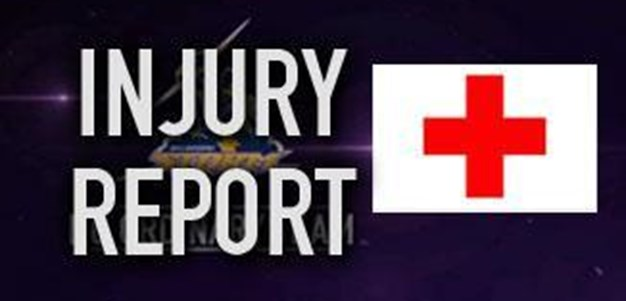 Rd. 4 Injury Report