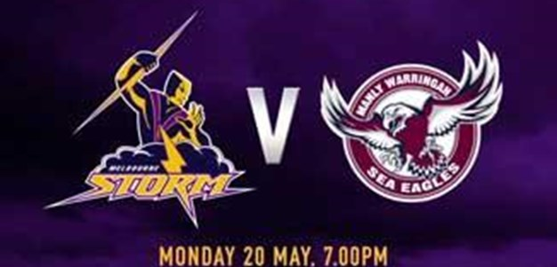 Rd.10 V MANLY - Rivalries