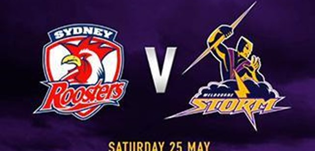 Rd. 11 - Roosters V Storm Match Preview