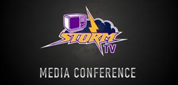 Rd. 9 Panthers v Storm (press conference)