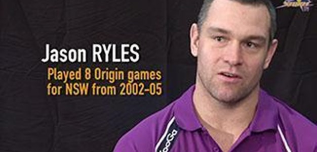 State of Origin Preview - Jason Ryles and Brett Finch
