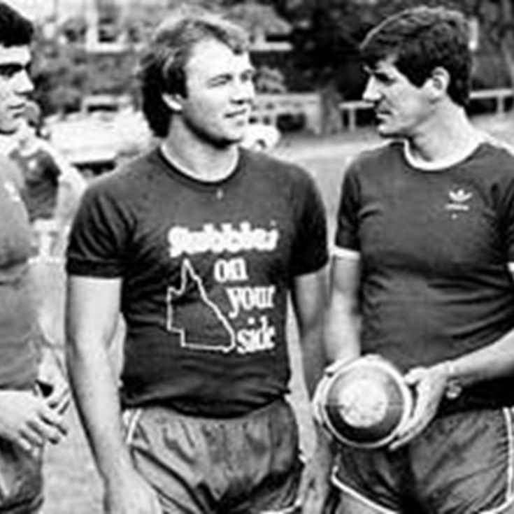 A look back at State of Origin - 1980