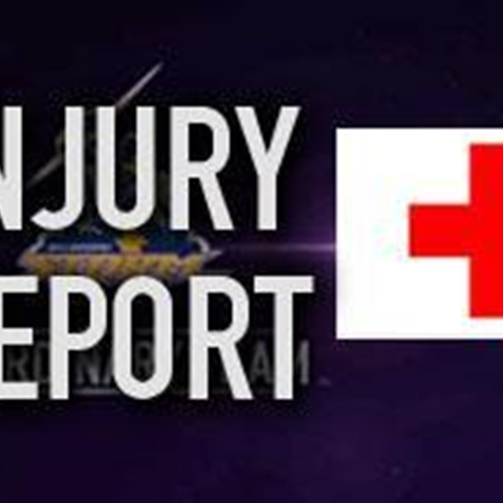 Rd. 16 - Cam Smith/Gareth Widdop Injury Update