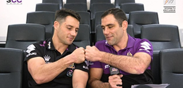 Cronk 300 - Exclusive Interview