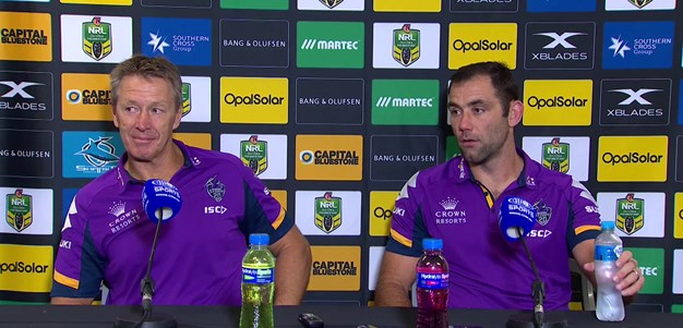Round 4 - Post Match Press Conference