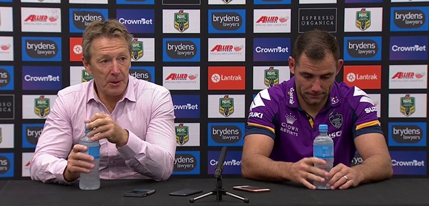 Round 5 - Post Match Press Conference