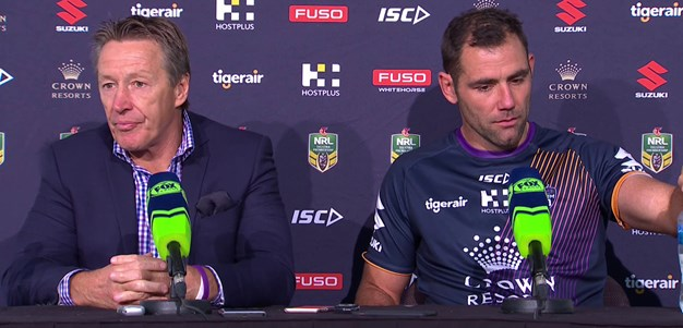 Round 6 - Post Match Press Conference