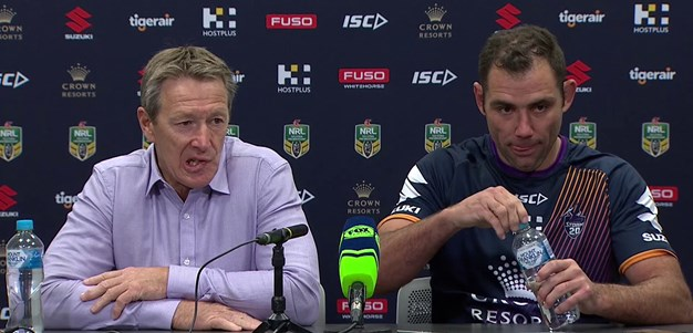 Round 10 - Post Match Press Conference