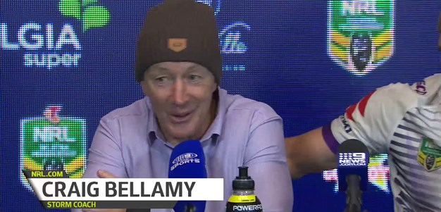 Bellamy won't put timeline on coaching call