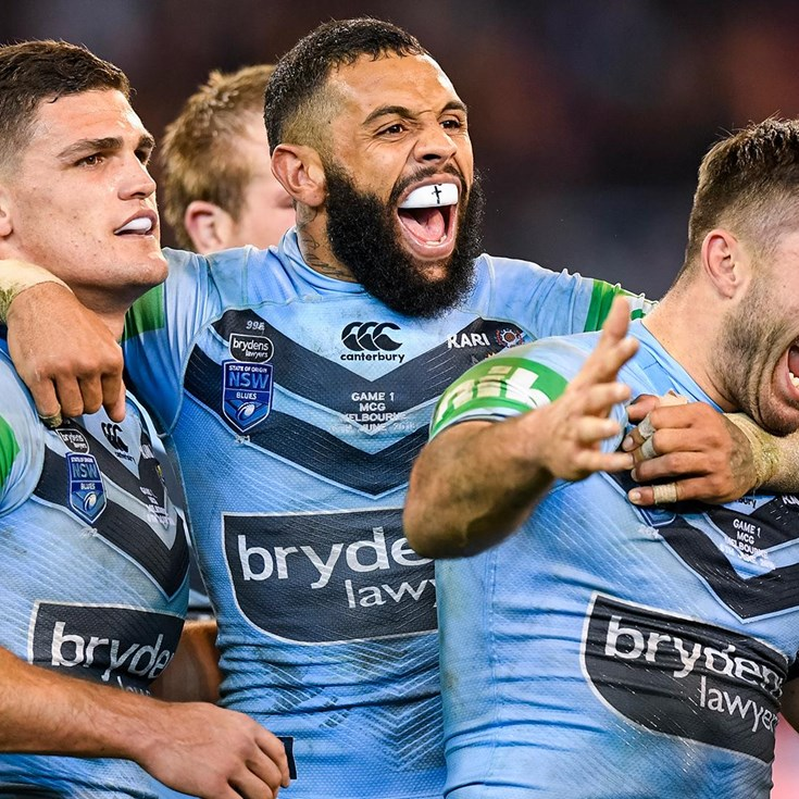 Addo-Carr buzzing after realising Origin dream