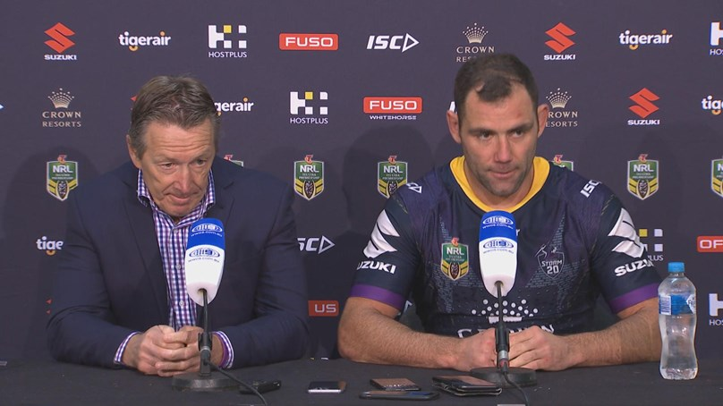 Storm press conference - Round 17