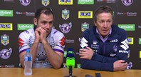 Round 18 - Post Match Press Conference