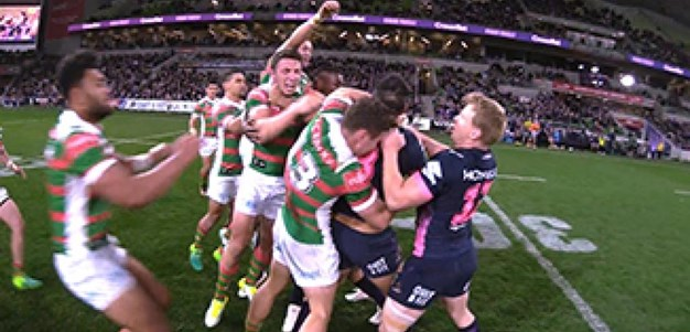 Full Match Replay: Melbourne Storm v South Sydney Rabbitohs (2nd Half) - Round 25, 2017