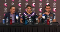 Preliminary final - Post match media