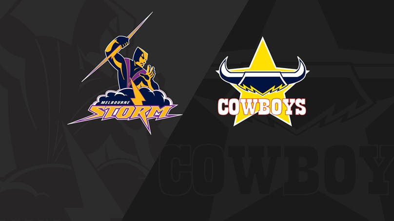 Full Match Replay: Storm v Cowboys - Grand Final, 2017