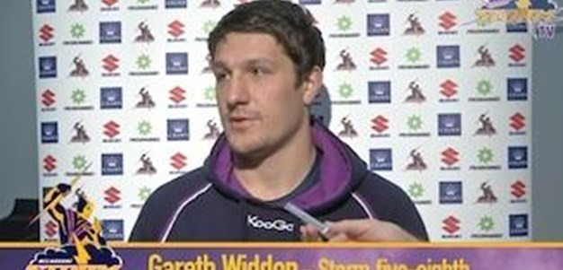 Gareth Widdop press conference