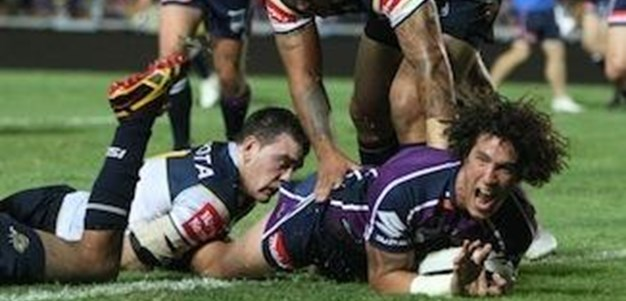 Rd. 6 Storm v Cowboys Match Highlights