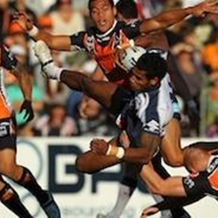 Hinchcliffe Reviews Wests Tigers game