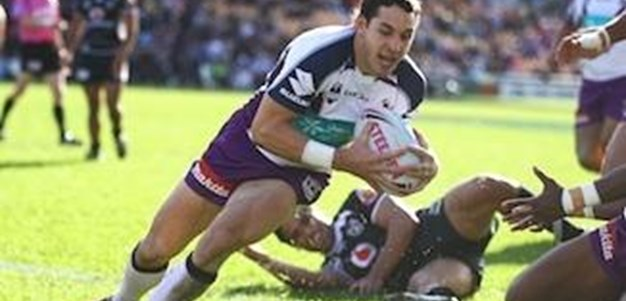 Slater reviews win over Warriors, previews Origin III
