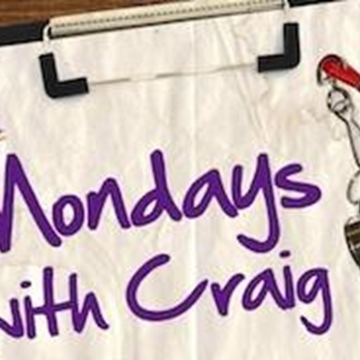 Monday's with Craig Ep. 1