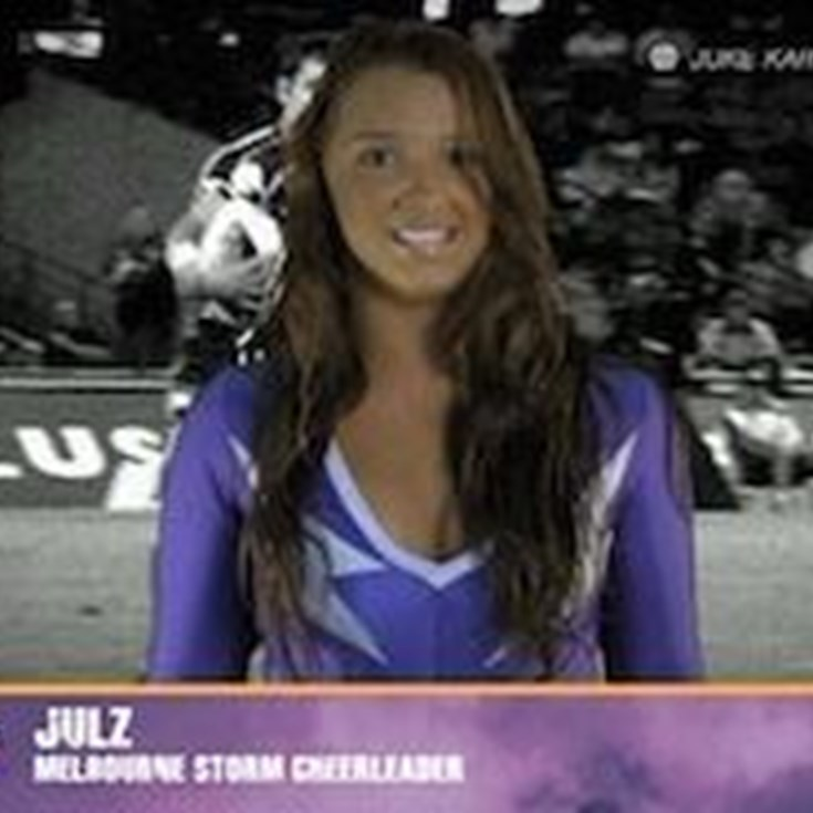 Cheerleader of the Week - Julz