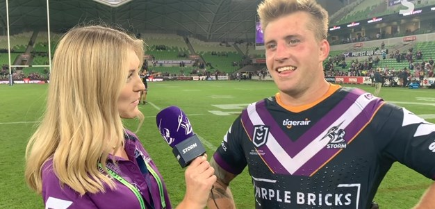 Cameron Munster - 'I knew we could grind out a win'
