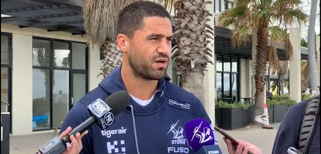 Jesse Bromwich - 'Our forwards are stepping up to that next level'