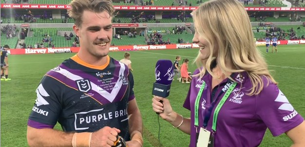Ryan Papenhuyzen - 'It's a different game playing in the middle'