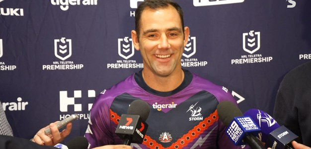 Cameron Smith - 'Brodie kicked well; I might not get the job back'