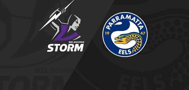 Full Match Replay: Storm v Eels - Round 9, 2019