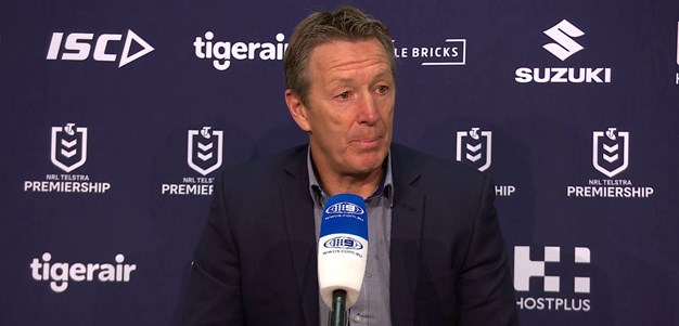 Bellamy post-match Round 10