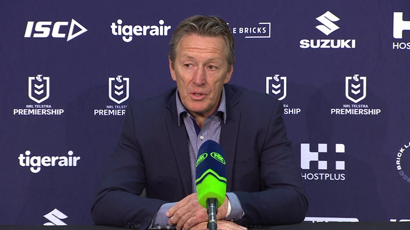 Bellamy post-match Round 14