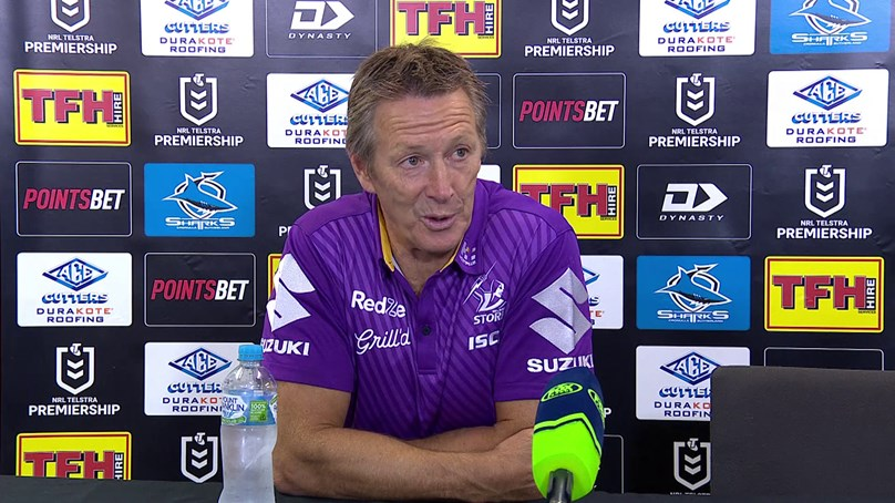 Craig Bellamy post game press conference - Round 2