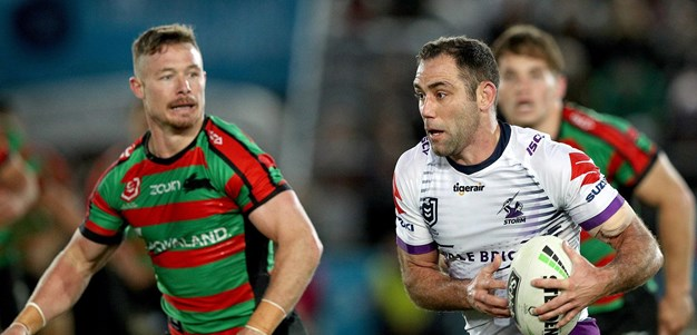 Last time we met: Rabbitohs v Storm - Round 21, 2019