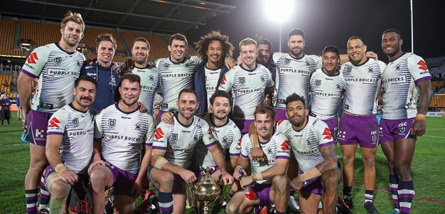 Last time they met: Warriors v Storm - Round 13, 2019