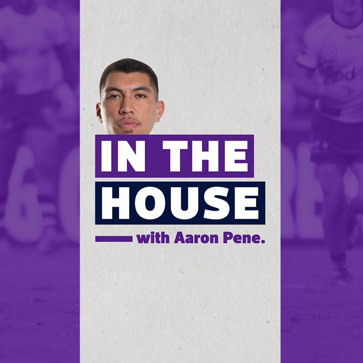 In the House with Aaron Pene