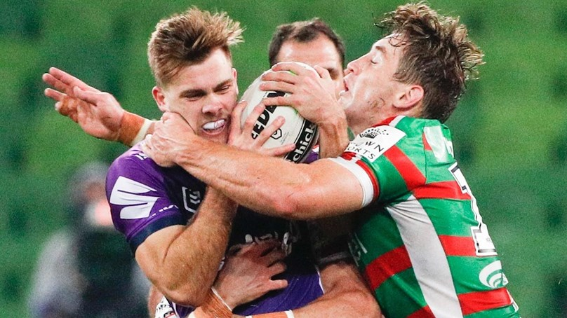 Extended Highlights: Storm v Rabbitohs