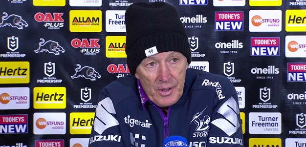 Craig's Post-Game Presser: Round 6