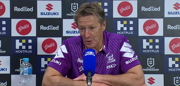 Craig's Post-Game Presser: Round 8