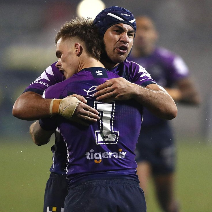 Match Highlights: Raiders v Storm
