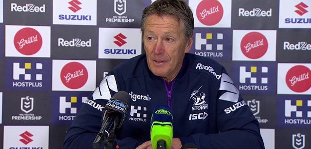 Craig's post-game presser: Round 10