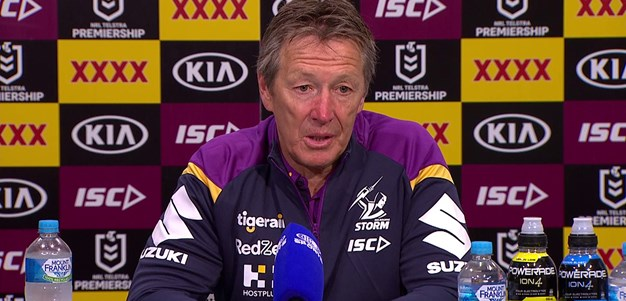Craig's post-game presser: Round 11