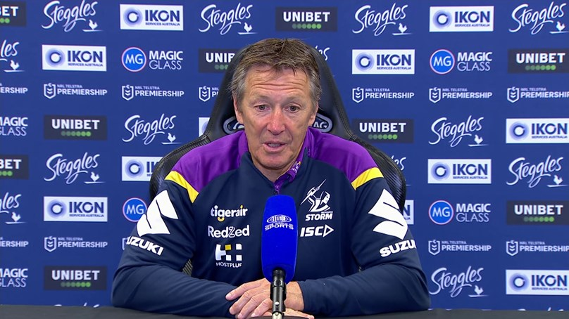 Craig post-game: Round 14