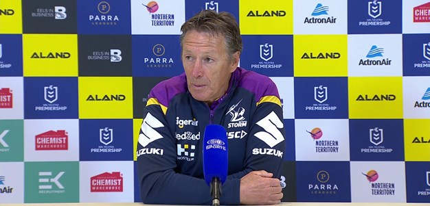 Craig Post-game Presser: Round 15