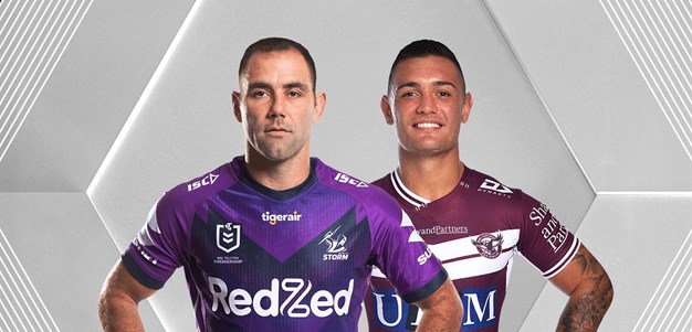 Storm v Sea Eagles - Round 16