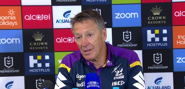 Craig post-game presser: Round 17