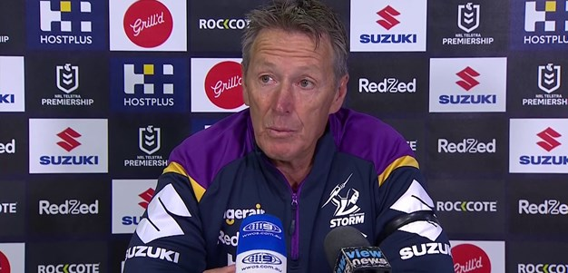 Craig post-match presser: Round 18